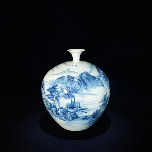 景德鎮-鄭日釬 陶瓷