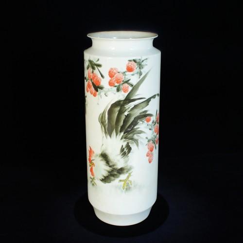 景德博物館典藏 汪中華大師-大吉大利