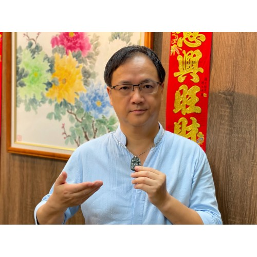 【嚴選首賣】首席風水大師江柏樂-武財神關聖帝君招財納福平安組